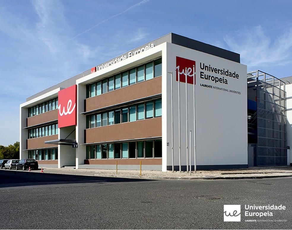 Universidade Europeia - Campus Lispolis em Lisboa, Portugal — Foto: Divulgação