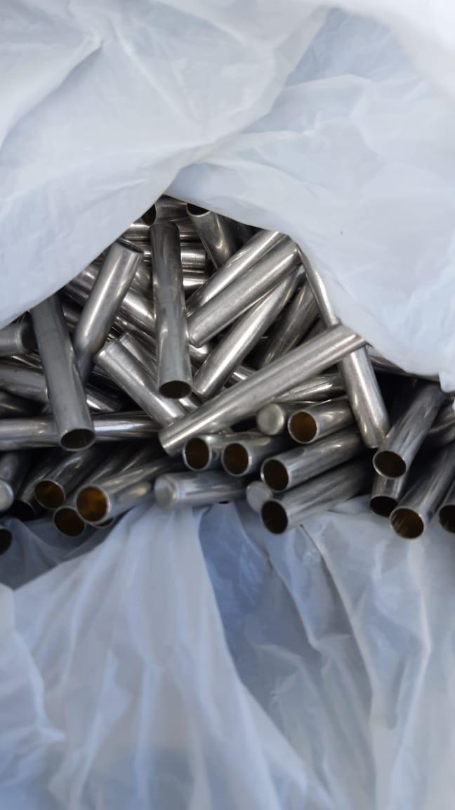 Homem é flagrado com 128 espoletas para explosivos na BR-232, em Tacaimbó - Notícias - Plantão Diário