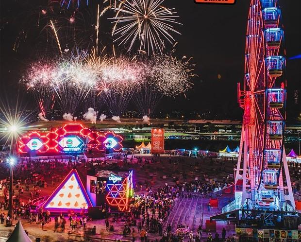 Lollapalooza Brasil (Foto: Reprodução/Instagram)