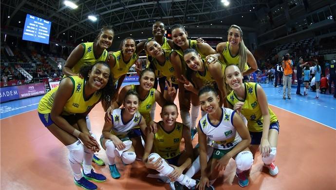 Brasil Grand Prix vôlei (Foto: Divulgação)