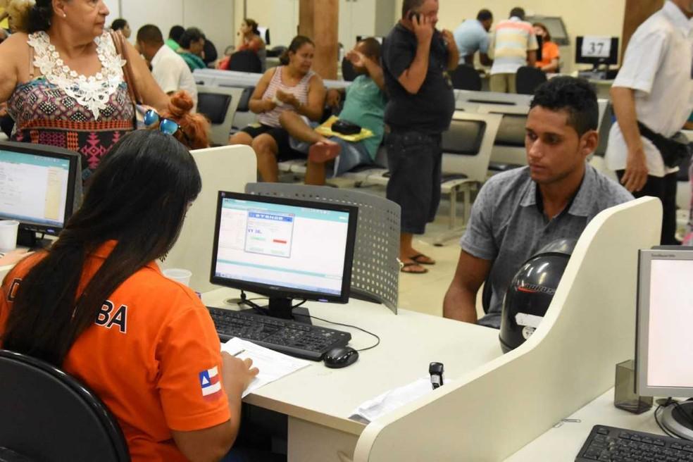 Detran divulga lista de condutores que podem perder CNH na Bahia — Foto: Divulgação