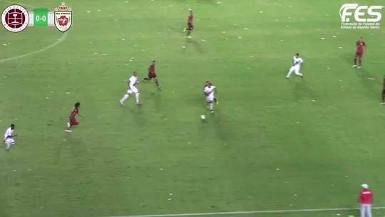 Real Noroeste derrota a Desportiva Ferroviária e segue 100% na Copa ES 2019