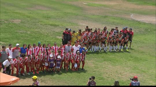 Globo Esporte: confira como foi a decisão do Paraibano de Futebol Feminino, com o Auto campeão
