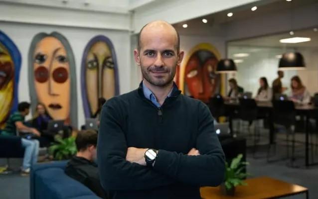 João del Valle, diretor de operações da Ebanx: 500 funcionários e meta de processar US$ 2 bi em pagamentos em 2019 (Foto: Divulgação)