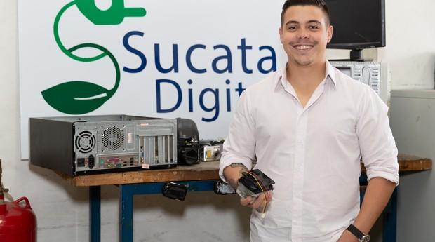 Sucata Digital  (Foto: Divulgação)