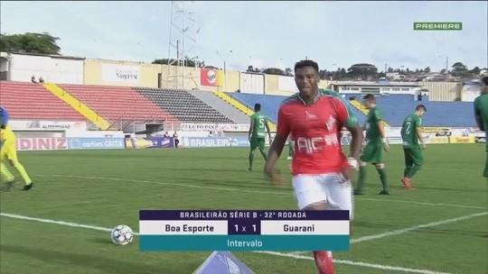 """""""Boa Esporte é o time que tem a maior força para sair do Z-4"""", diz Hélder após vitória na Série B"""