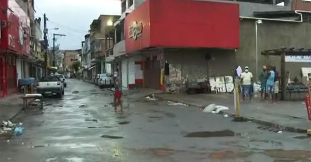 Com interdições a partir desta quinta, Periperi tem 72 casos de Covid-19; veja nº de infectados por bairros de Salvador
