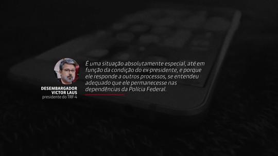 Presidente do TRF-4: 'Lula sabe que não é bem-vindo onde está'