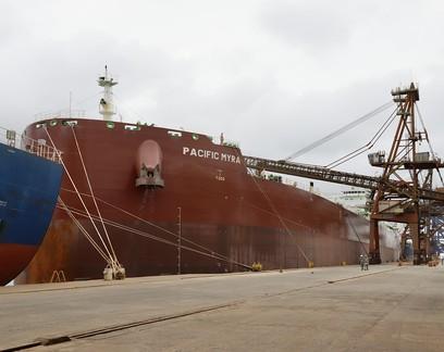 Terminal em Paranaguá visa ser maior complexo privado a exportar produtos agrícolas para a Ásia