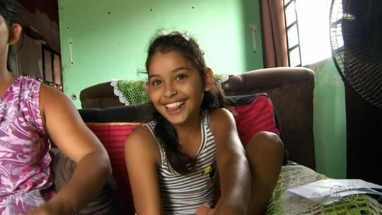 Dona de casa cobra cirurgia para filha que precisa retirar um rim, em Anápolis