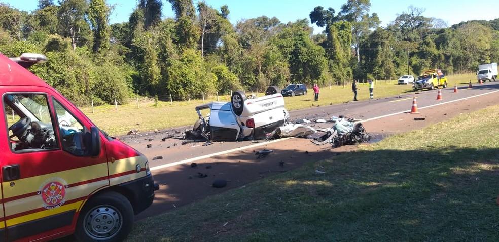 Professor de educação física morre em acidente em Porto Ferreira — Foto: Divulgação