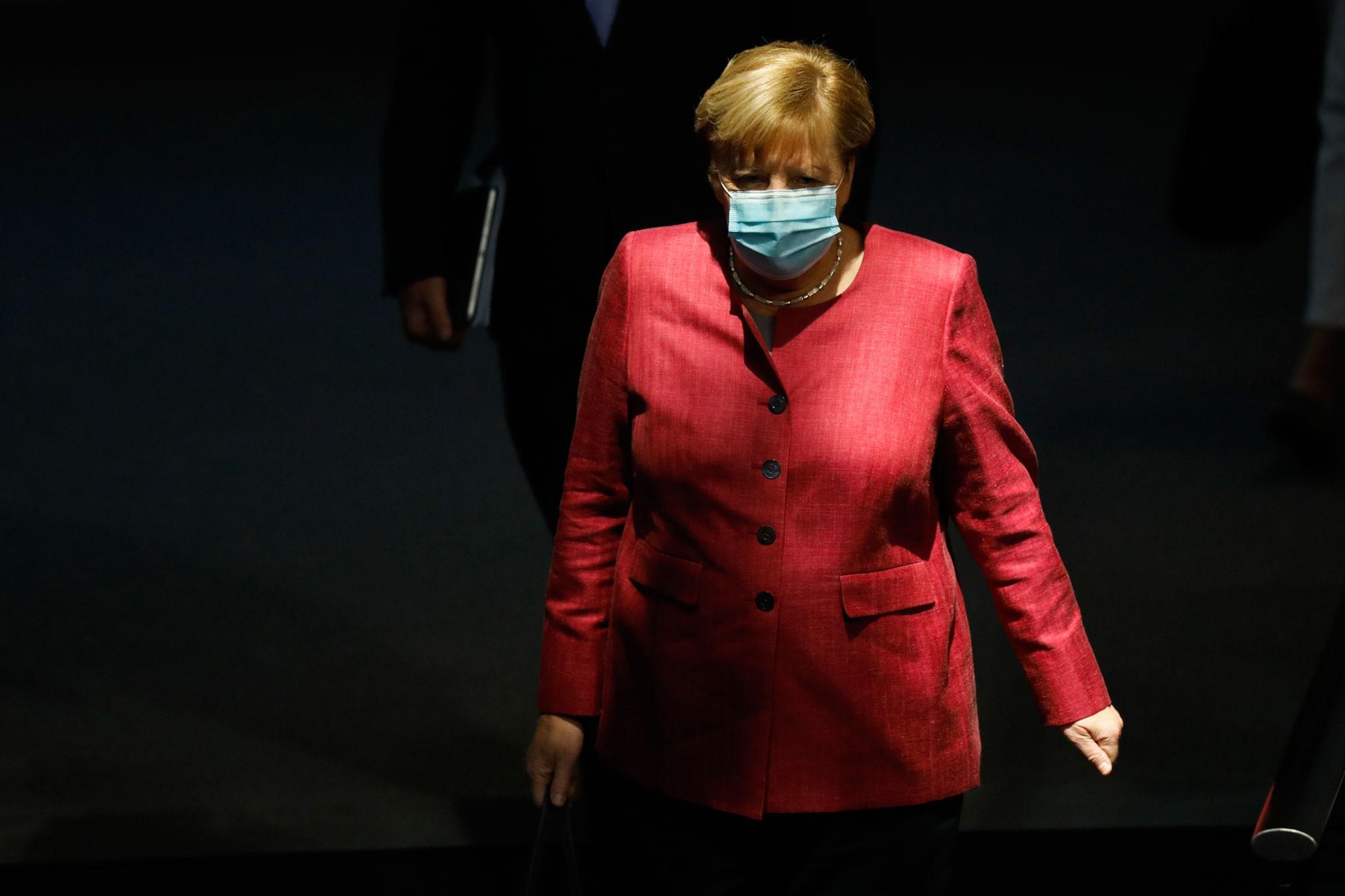 Merkel diz que é possível evitar novo lockdown na Alemanha