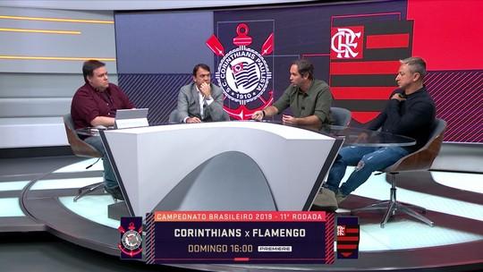 """Caio Ribeiro destaca personalidade de Diego no Flamengo: """"Não pipoca"""""""