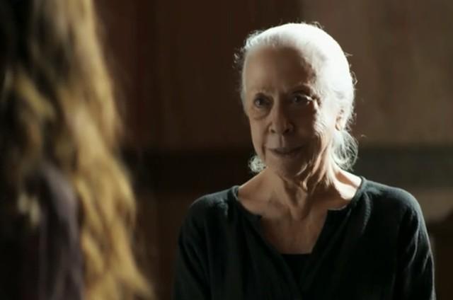 Fernanda Montenegro é Dulce em 'A dona do pedaço' (Foto: Reprodução)