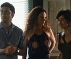 Ionan, Selma e Maura em 'Segundo Sol' | Reprodução