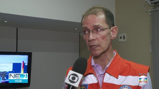 Mais de 1,2 mil pessoas ficam desalojadas por causa das chuvas no Grande Recife