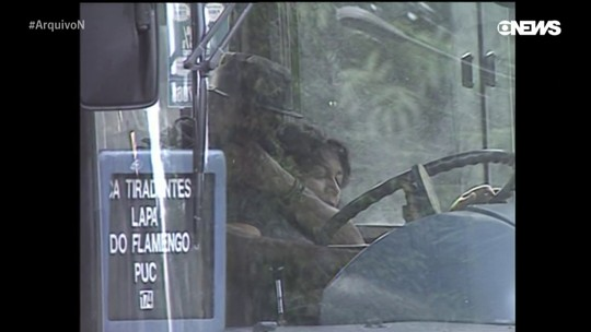 Arquivo N relembra o drama do sequestro do ônibus 174