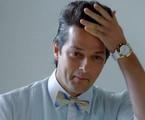 Marcelo Serrado é Crô em 'Fina estampa' | Reprodução