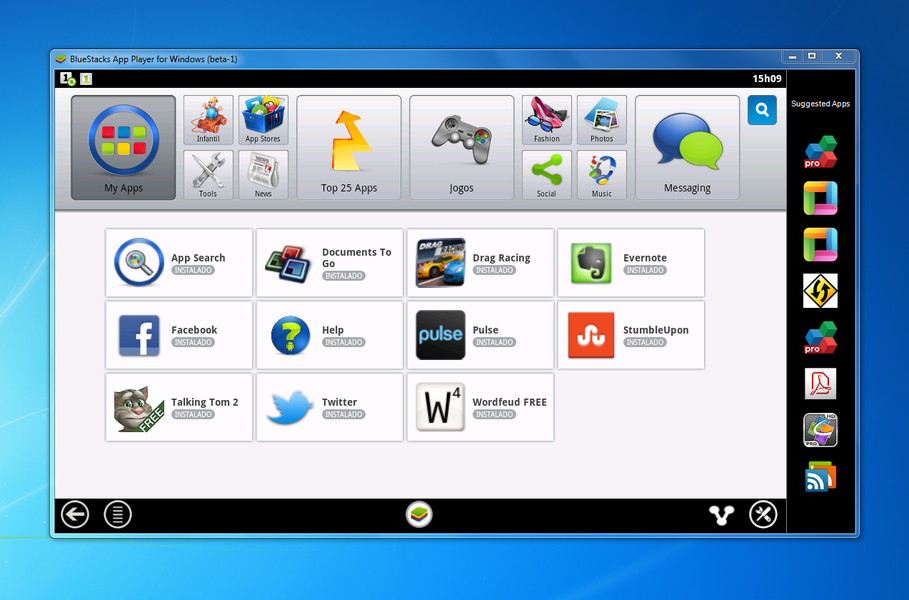 BlueStacks App Player | Download | TechTudo