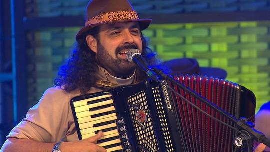 Grupo Cordiona apresenta a música 'Baile de Encruzilhada' no 'Galpão Crioulo'