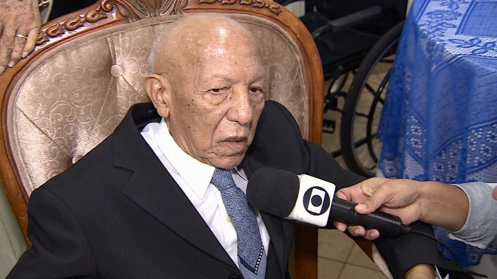 Professor Abnael Machado de Lima.  — Foto: Rede Amazônica/Reprodução
