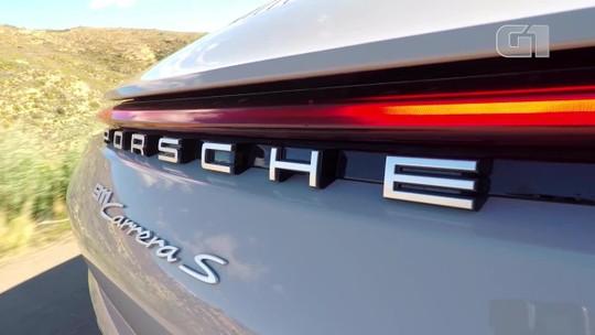 G1 testou novo Porsche 911