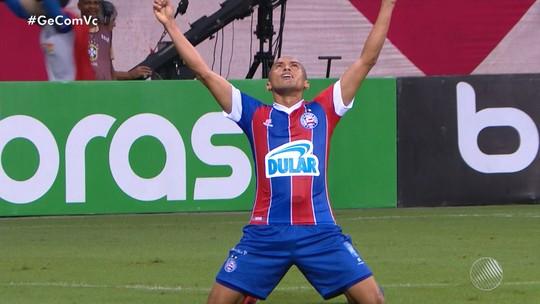 Nino e Elton renovam contrato com o Bahia até o fim de 2020