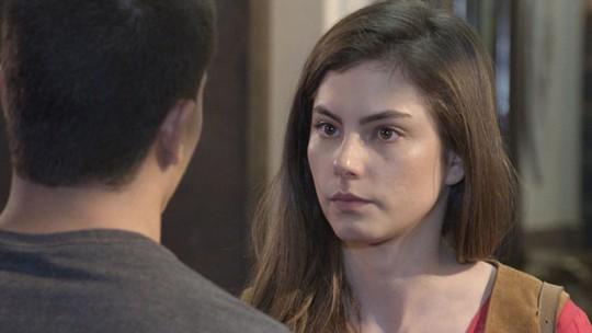 Últimos capítulos: Bianca diz a Duca que não irá sofrer por ele