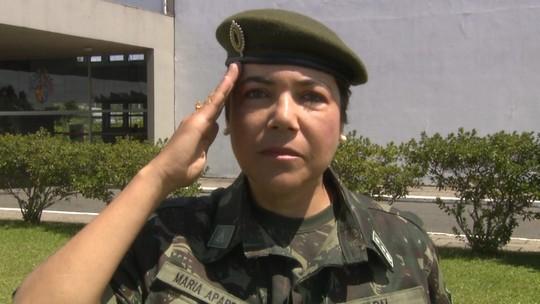 Só na web: conheça as mulheres do Exército Brasileiro