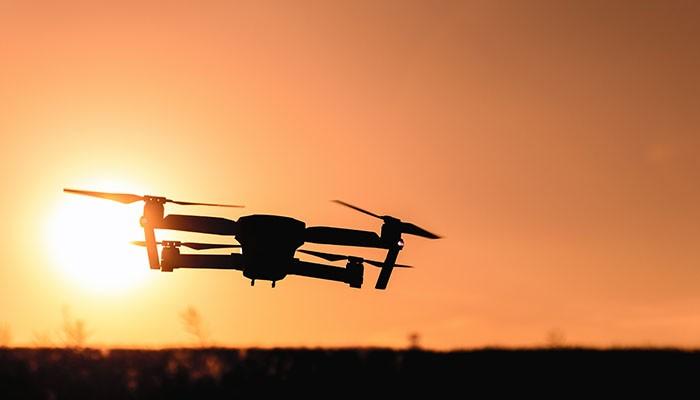 Os drones também podem ser usados para levar órgãos (Foto: Pexels)