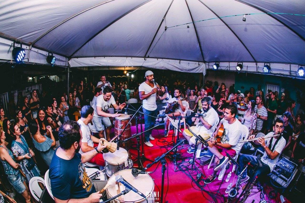 Samba e feijoada animam o sábado no projeto Ribeira Boêmia em Natal - Notícias - Plantão Diário