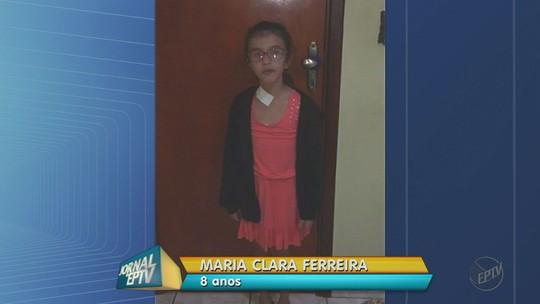 Menina de 8 anos ferida por rojão durante jogo da seleção brasileira deixa hospital em Franca, SP