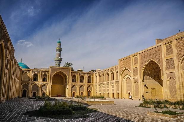 Turista viaja para o Iraque e mostra as belezas que encontrou