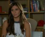 Giovanna Antonelli, a Clara de 'Em família' | Reprodução