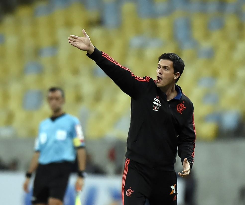Barbieri durante empate com o Corinthians — Foto: André Durão / GloboEsporte.com