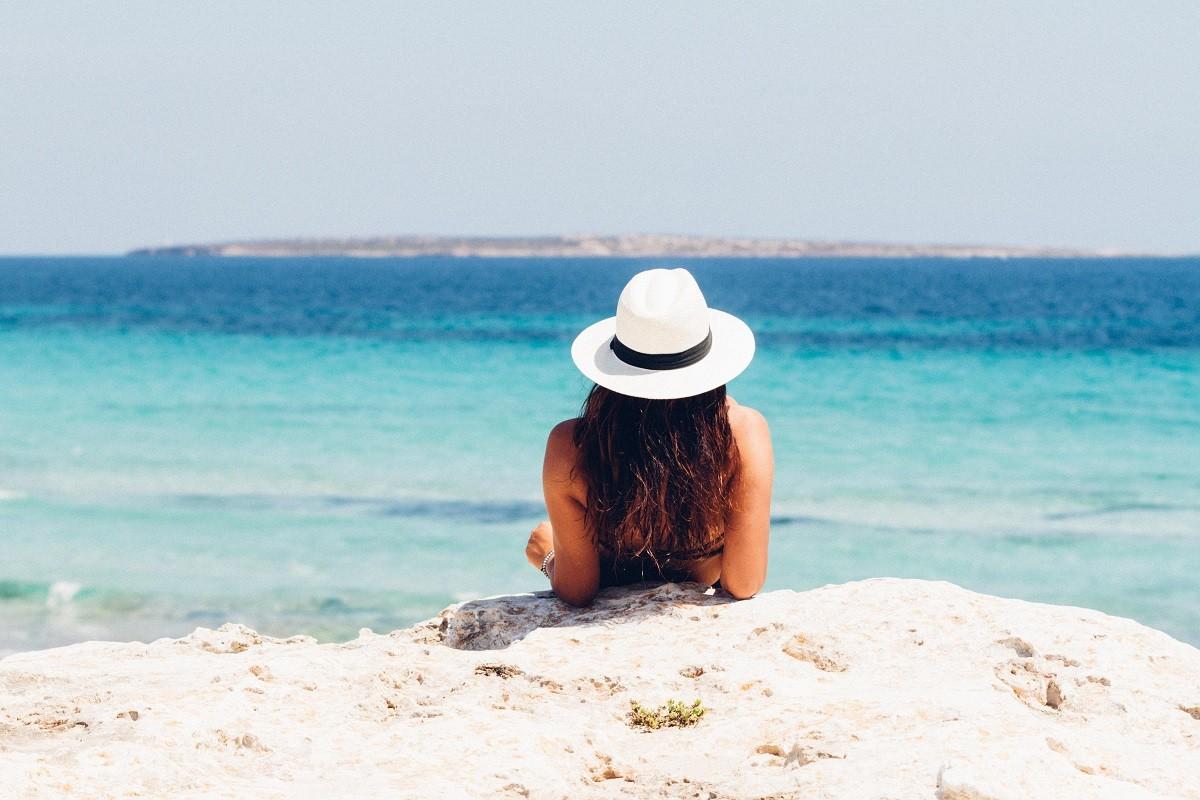 Férias, folga, praia, descanso, relaxamento (Foto: Pexels)