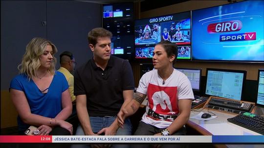 Jessica Bate-Estaca comemora liderança do ranking peso-palha do UFC
