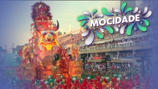 Mocidade - Grupo Especial (RJ) - Íntegra do desfile de 04/03/2019