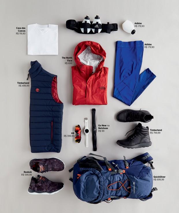 A mochila ideal para o trekking (Foto: Deborah Maxx)