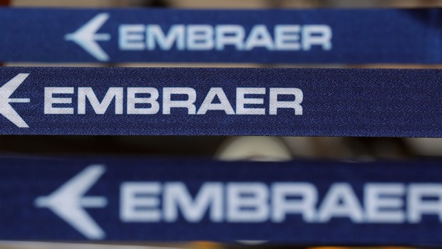 Embraer (Foto: REUTERS/Paulo Whitaker)