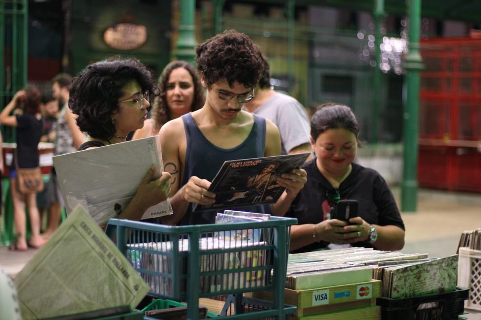Mercado dos Pinhões traz em sua programação mais uma edição do Mercado Criativo. (Foto: Thiago Maia/Divulgação)