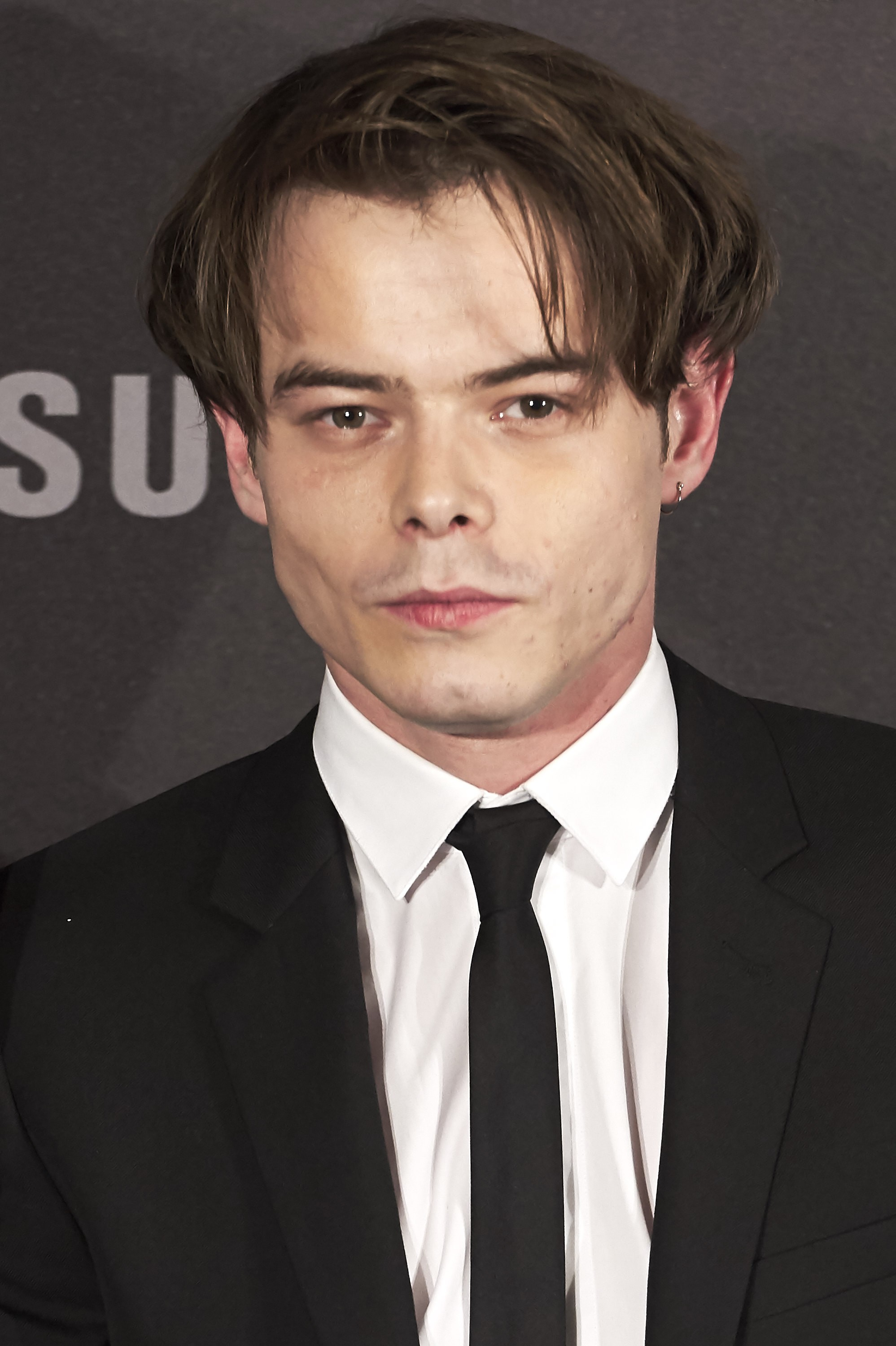 O ator Charlie Heaton  (Foto: Getty Images)