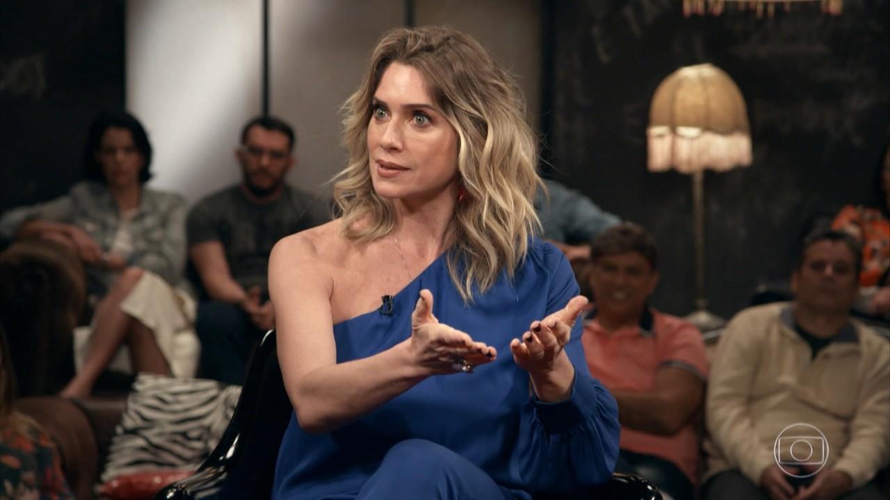 Letícia Spiller conta história de quando era paquita da Xuxa