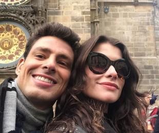 Cauã Reymond e Alinne Moraes | Reprodução