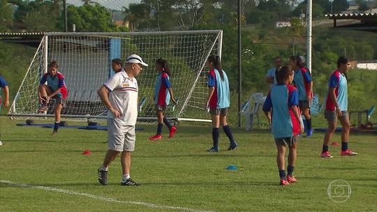 Clubes se unem, e time feminino no Brasileiro terá dois escudos em uniforme