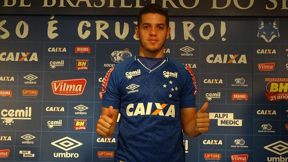 Novo reforço do Cruzeiro, Messidoro rejeita comparação com o quase xará Messi