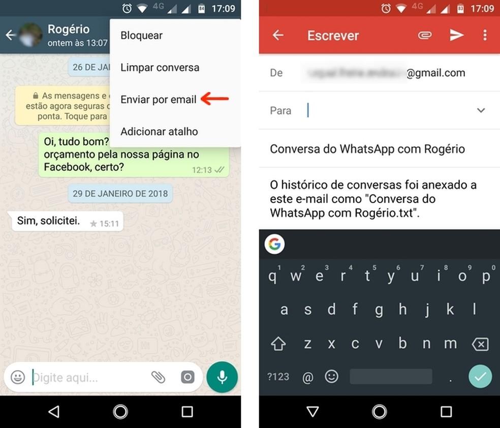 Como Salvar Conversas Do Whatsapp Business Redes Sociais Techtudo