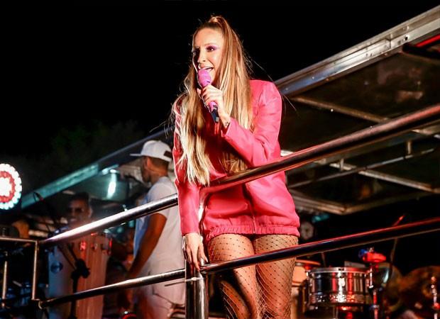 Claudia Leitte estreia a turnê My Carnaval (Foto: Manuela Scarpa/AgNews)