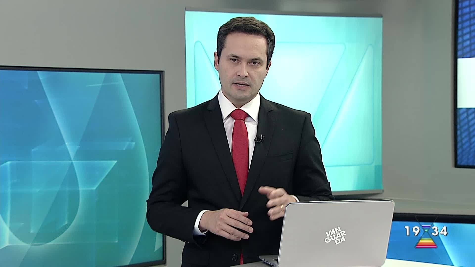VÍDEOS: Jornal Vanguarda de segunda-feira,  20 abril