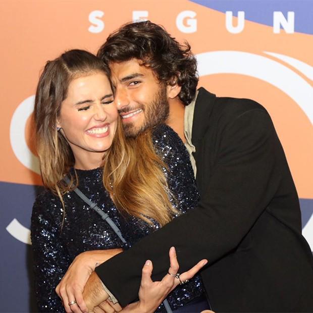 Deborah Secco e Hugo Moura (Foto: Daniel Janssens/ Ed.Globo)
